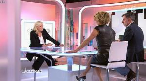 Caroline Roux dans C Politique - 11/10/15 - 174