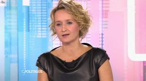 Caroline Roux dans C Politique - 11/10/15 - 176