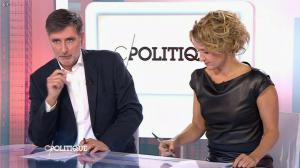 Caroline Roux dans C Politique - 11/10/15 - 177