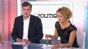 Caroline Roux dans C Politique - 11/10/15 - 178