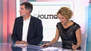 Caroline Roux dans C Politique - 11/10/15 - 181
