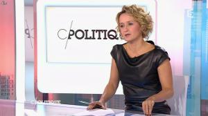 Caroline Roux dans C Politique - 11/10/15 - 182