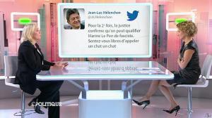 Caroline Roux dans C Politique - 11/10/15 - 183