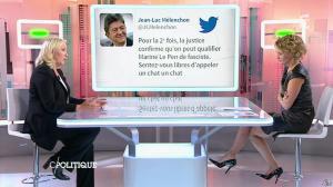 Caroline Roux dans C Politique - 11/10/15 - 184