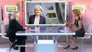 Caroline Roux dans C Politique - 11/10/15 - 187
