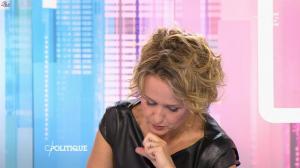 Caroline Roux dans C Politique - 11/10/15 - 189