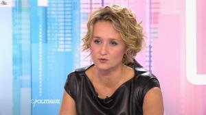 Caroline Roux dans C Politique - 11/10/15 - 192