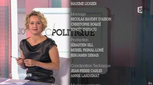 Caroline Roux dans C Politique - 11/10/15 - 199