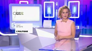 Caroline Roux dans C Politique - 14/02/16 - 03