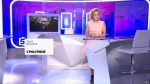 Caroline Roux dans C Politique - 14/02/16 - 05