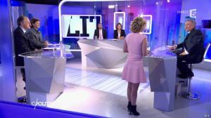 Caroline Roux dans C Politique - 14/02/16 - 06
