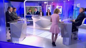 Caroline Roux dans C Politique - 14/02/16 - 07