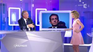 Caroline Roux dans C Politique - 14/02/16 - 09