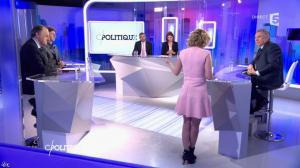 Caroline Roux dans C Politique - 14/02/16 - 10