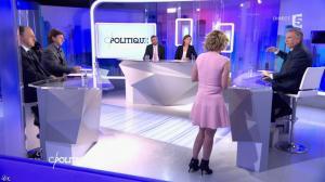 Caroline Roux dans C Politique - 14/02/16 - 12
