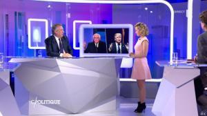 Caroline Roux dans C Politique - 14/02/16 - 16