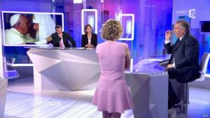 Caroline Roux dans C Politique - 14/02/16 - 17
