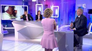 Caroline Roux dans C Politique - 14/02/16 - 18