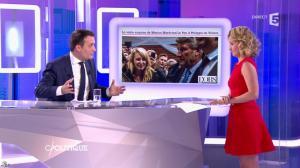 Caroline Roux dans C Politique - 15/05/16 - 07