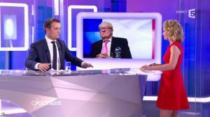 Caroline Roux dans C Politique - 15/05/16 - 08