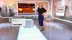 Caroline Roux dans C Politique - 15/11/15 - 01