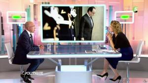 Caroline Roux dans C Politique - 15/11/15 - 03
