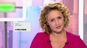 Caroline Roux dans C Politique - 18/10/15 - 04