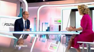Caroline Roux dans C Politique - 18/10/15 - 08