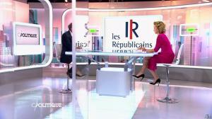 Caroline Roux dans C Politique - 18/10/15 - 10