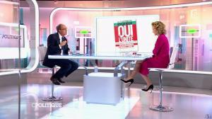 Caroline Roux dans C Politique - 18/10/15 - 11