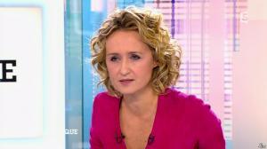 Caroline Roux dans C Politique - 18/10/15 - 20
