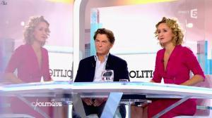 Caroline Roux dans C Politique - 18/10/15 - 21