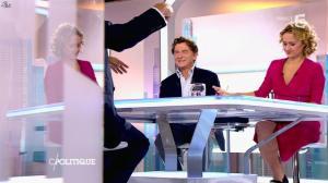 Caroline Roux dans C Politique - 18/10/15 - 24