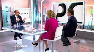 Caroline Roux dans C Politique - 18/10/15 - 25