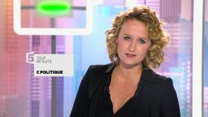 Caroline Roux dans C Politique - 25/10/15 - 02