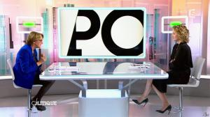 Caroline Roux dans C Politique - 25/10/15 - 05