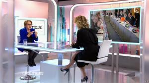 Caroline Roux dans C Politique - 25/10/15 - 06