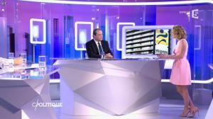 Caroline Roux dans C Politique - 27/03/16 - 02