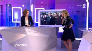 Caroline Roux dans C Politique - 29/05/16 - 05