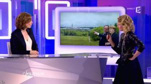 Caroline Roux dans C Politique - 29/05/16 - 16
