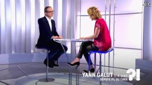 Caroline Roux dans C à Dire - 01/03/16 - 01