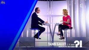 Caroline Roux dans C à Dire - 01/03/16 - 03