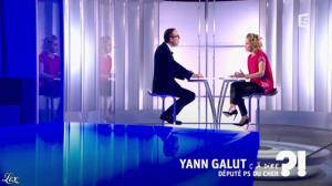 Caroline Roux dans C à Dire - 01/03/16 - 06