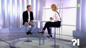 Caroline Roux dans C à Dire - 02/03/16 - 01