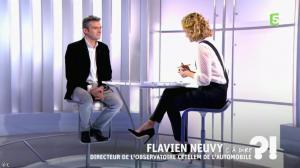 Caroline Roux dans C à Dire - 02/03/16 - 02