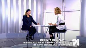 Caroline Roux dans C à Dire - 04/03/16 - 02
