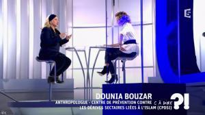 Caroline Roux dans C à Dire - 04/03/16 - 03