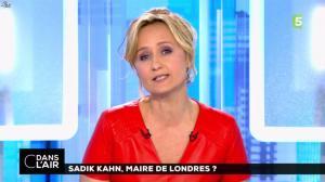 Caroline Roux dans C dans l Air - 07/05/16 - 02