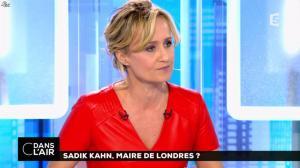 Caroline Roux dans C dans l Air - 07/05/16 - 05