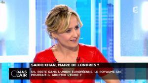 Caroline Roux dans C dans l Air - 07/05/16 - 11
